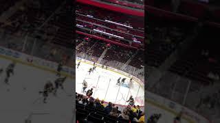 College Ice Hockey, Duel UofM v.s. Michigan State  アイスホッケー ミシガン大学 ミシガン 州立大学