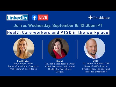 Health Care workers and PTSD in the workplace
