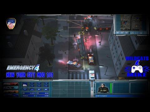 GAS EXPLOSION! (Emergency 4 NYC mod v1.01)