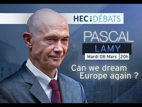 Pascal Lamy at HEC Débats - Conférence