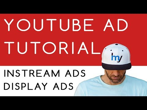 How To Set Up A Video YouTube Ad Campaign | Adwords Video Marketing Tutorial 2018