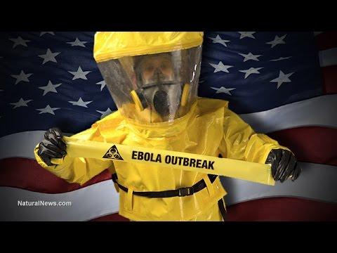Bible Prophecy is Changing News 10-31-2014 - U.S. GOVERNMENT ORDERS 250,000 HAZMAT SUITS TO DALLAS