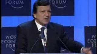 Davos Annual Meeting 2005 - Jose Manuel Barroso