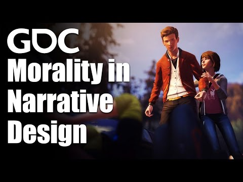 Asking the Hard Questions: Morality in Narrative Design