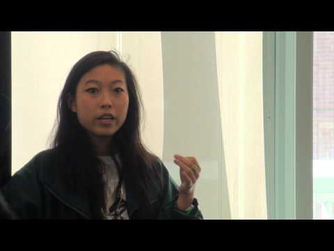"The life and times of an underachiever | Nora ""Awkwafina"" Lum 
