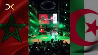 Zouhair Bahaoui & Nariman - Lkhobz W Lma (Reprise Cheb Akil x Nariman) [Live Constantin Algéri]
