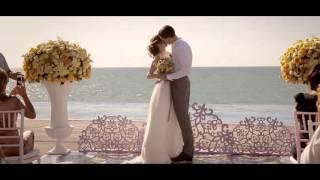 Свадьба Влада и Оксаны в Крыму на берегу моря, event-студия Pink