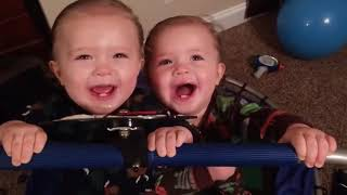 Fun and Fails Baby Video