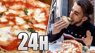 🍕 MANGIO solo PIZZA per 24 ORE!