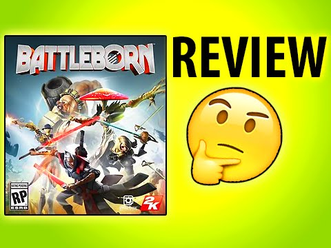 BATTLEBORN REVIEW & GAMEPLAY - Xbox One, PS4  & PC Beta @ItsMikeyGaming