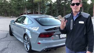 2017 Audi RS7 Performance | Review