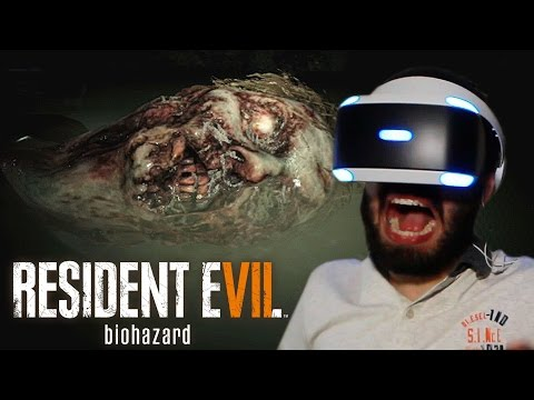 TERROR EN REALIDAD VIRTUAL!!! | Resident Evil 7 Biohazard en Español (PSVR)