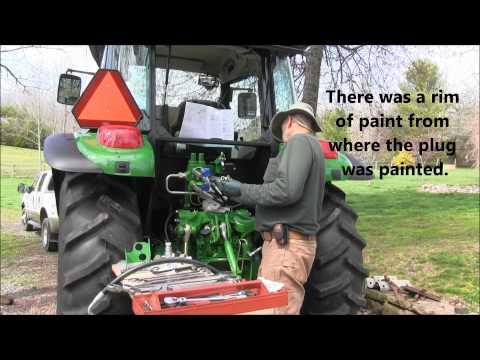Power Beyond Installation on John Deere 5085M Part 1 - YouTube