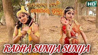 Radha Sunija Sunija ରାଧା ଶୁଣିଯା ଶୁଣିଯା | Album - Nandalala Pain Gopare Hala | Sarthak Music