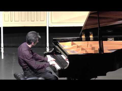 Andrea Bacchetti plays Bach (Hong Kong, 07/07/2014)