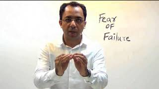 #FearofFailure #FireintheBelly by Dr Sumer Sethi