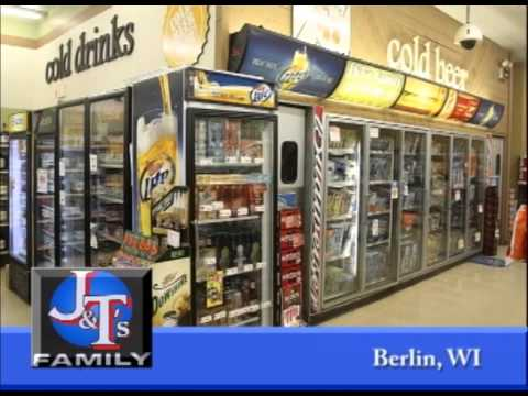 Berlin Wisconsin's J&T's Sentry Foods on Our Story's The Celebrities