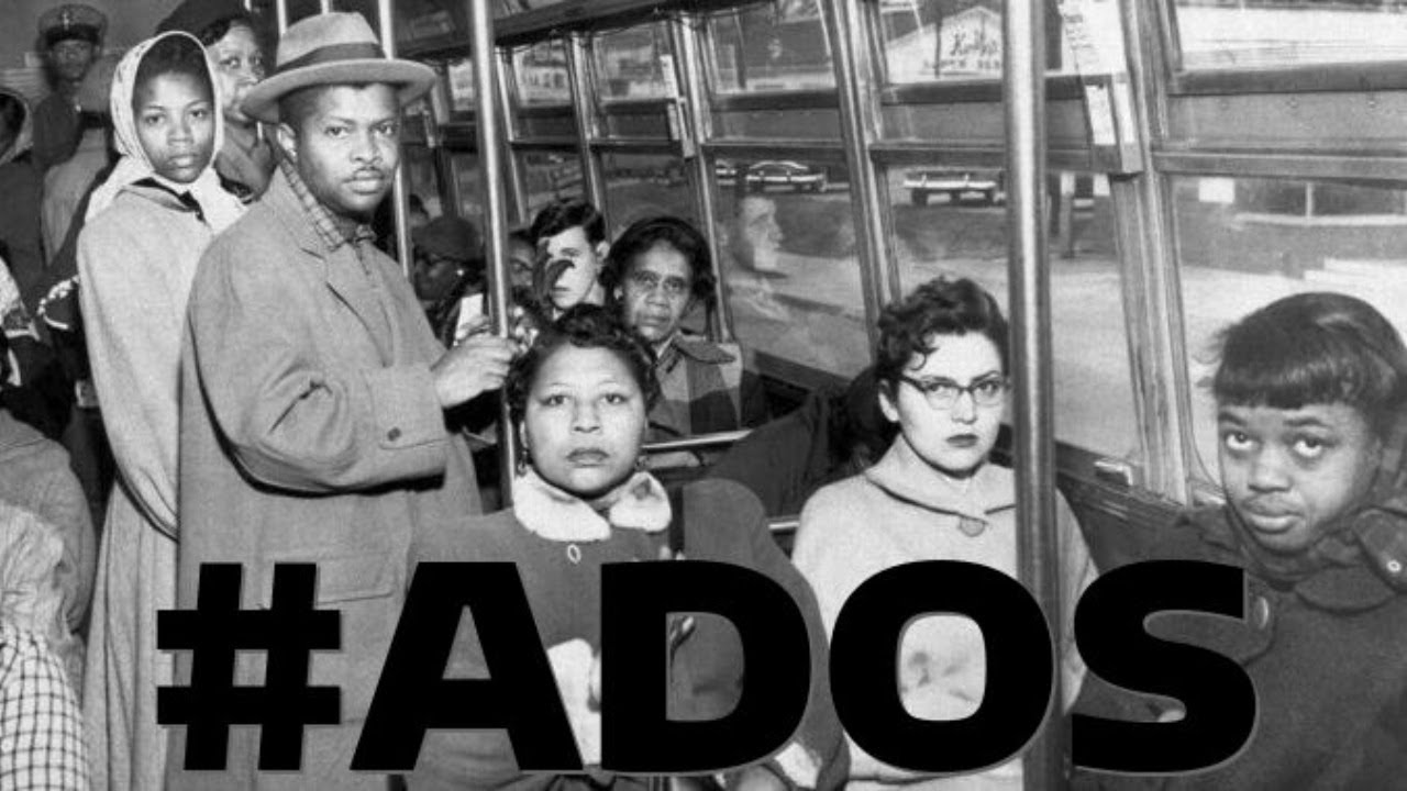 Why Some Black People Are Against #ADOS