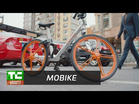 Meet billion-dollar Chinese bike-sharing startup Mobike