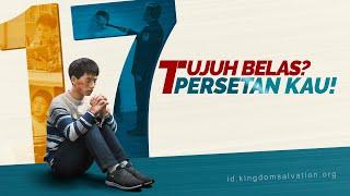 Kesaksian orang Kristen Remaja | TUJUH BELAS? PERSETAN KAU! | Kesaksian Kemenangan Bagi Penganiayaan Remaja Kristen