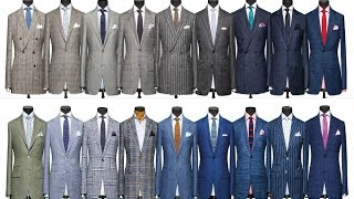 BEST SUIT COLOURS FOR INTERVIEWING