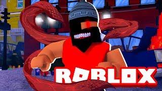 ME TORNEI UM GHOUL - Roblox Ro-Ghoul