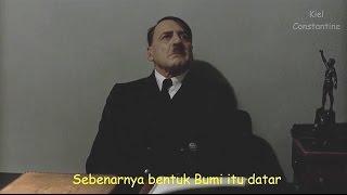 Hitler Parodi: Bentuk Bumi Datar