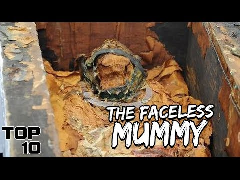 Top 10 Scary Egyptian Tombs That Should Have Stayed Closed