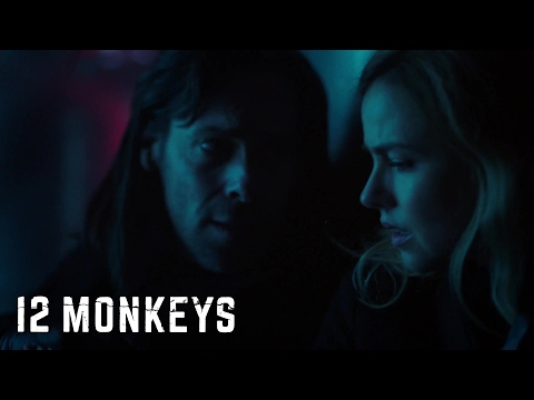 12 MONKEYS | Season 3: 'Comings / Goings' | Syfy