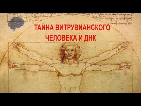 Тайна Витрувианского человека. Загадка спирали ДНК | The Mystery Of The Vitruvian Man. The Mystery O