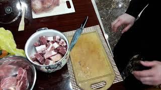 Маринованное мясо ( секретный способ ) |  Marinated meat (secret method)