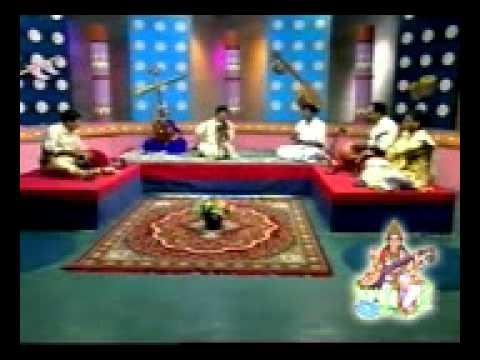 Srigananatham Bhajamyaham.. Sri Pervali Nandakumar On Violin