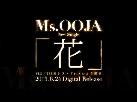 Ms.OOJA/花(ドラマ『シメシ』主題歌)