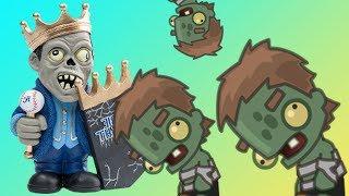 ВЫЖИВАНИЕ В МИРЕ ЗОМБИ НАПАЛИ на КОРОЛЯ Спасаем Королевство Игра для детей про зомби