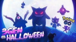 CONFIRMADA 3a GENERACIÓN  en HALLOWEEN!! NUEVA ACTUALIZACIÓN y MÁS !! - Pokemon Go!