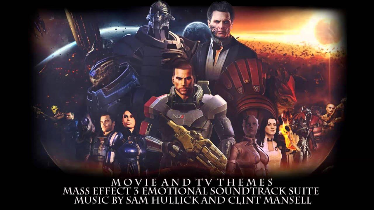 Mass Effect Emotional Suite