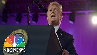 Watch Live: President Donald Trump Delivers Remarks At The Values Voter Summit | NBC News