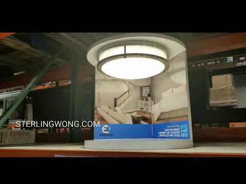 "costco-14""-led-flush-mount-ceiling-light-$24-energetic-lighting"