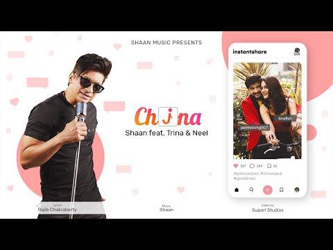 Chaina (Official Music Video) Shaan feat. Trina Saha & Neel Bhattacharya   New Bengali dance song