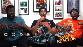 Code 8 Official Trailer Reaction
