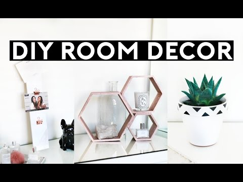 DIY Room Decor! Cute & Affordable For Back To School