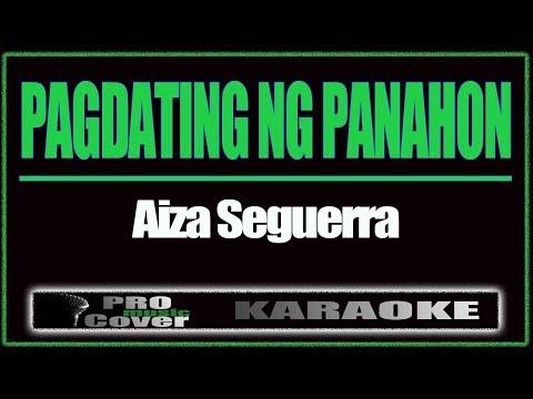Pagdating ng panahon karaoke minus one kung