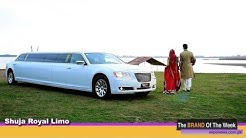 SHUJA ROYAL LIMO Services | Wedding Car Rental Services | The Brand Of The Week by Expo News