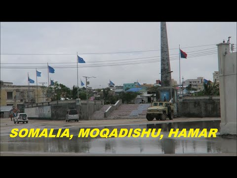 I'M IN SOMALIA, MOGADISHU! || VLOG #18