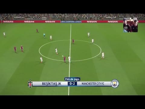 Beşiktaş vs Manchester City - UEFA Champions League Virtual - Wanted Games