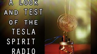 The Tesla Spirit Radio - Full Spirit Communication Test(Be sure to visit me at the links below for all kinds of spirit evidence. http://www.huffparanormal.com and my facebook with over 71000 fans!, 2014-07-16T20:14:44.000Z)