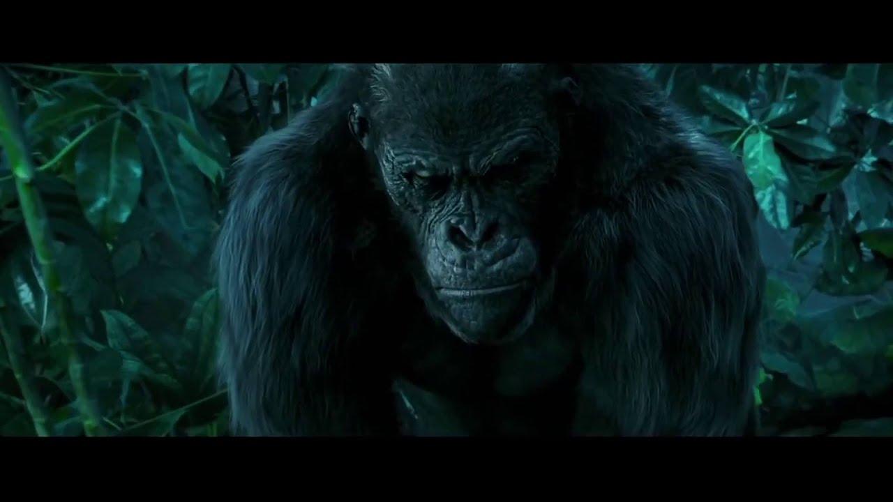The Legend Of Tarzan 2016 Visuals With Tarzan 1999 Audio Mashup Youtube