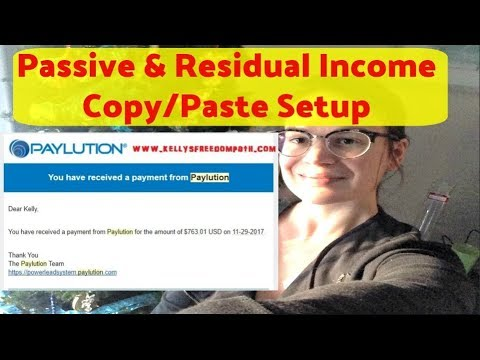 Power Lead System 2018 - Passive Income Online Fast - RESIDUAL INCOME & BONUSES - Paid Weekly ...