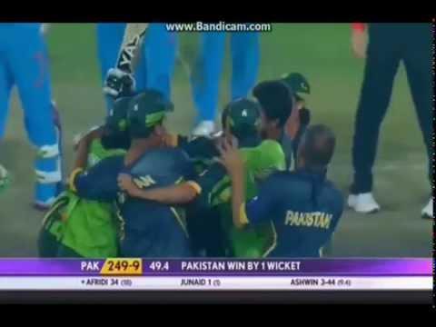 Jeet ki lagan ?? ভরে দিলাম। :P !! Bangladesh VS Pakistan !! (Funny)