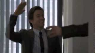 White Collar Cast: Bloopers and Dancing